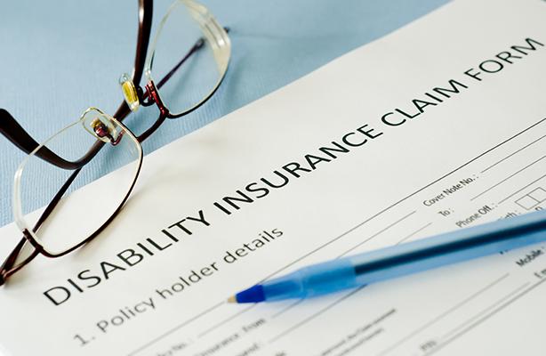 Disability Insurance Claim Form