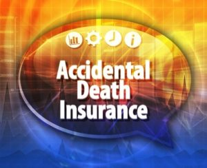 accidental death insurance